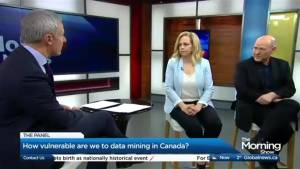 Is data mining a threat to Canada? (05:02)