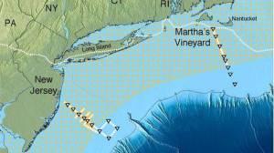 Scientists discover massive freshwater reservoir beneath Atlantic Ocean