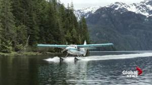 Four dead, two missing after float planes crash in Alaska