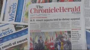 Troubled Chronicle Herald newspaper makes huge acquisition
