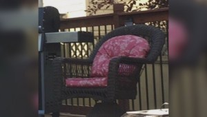 Hundreds of dollars worth of patio furniture stolen from Calgary family's front yard