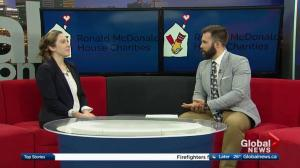 Ronald McDonald House kicks off new charitable campaign