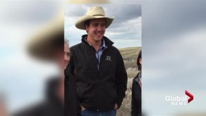 Friends and firefighting community mourn the loss of a fallen firefighter battling Alberta wildfire