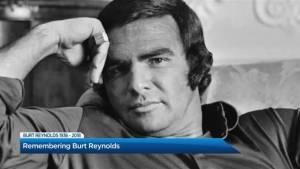 Remembering Burt Reynolds' legacy (03:26)