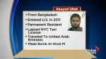 Akayed Ullah: What we know about the New York City explosion suspect
