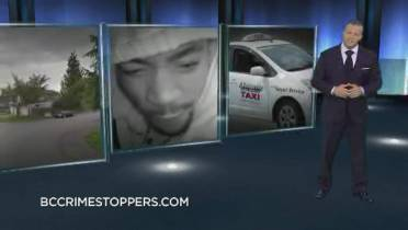 Taxi Maple Ridge >> Crime Stoppers Maple Ridge Police Seek Help With Taxi Robber