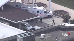 Police respond after reported shooting near Mercy Hospital in Chicago