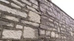 Fort Frontenac wall causing problems for pedestrians