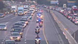 Corporal Nathan Cirillo's journey home along the Highway of Heroes