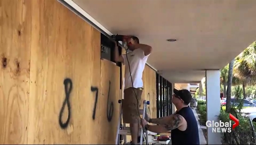 Hammered by Andrew, Florida town's rebuilding tested by Irma