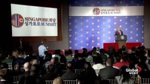 Trump-Kim summit: Singapore talks just the beginning of more meetings