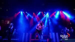 Edmonton indie band plays secret concert at Rogers Place (04:07)