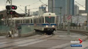 Edmonton's Metro LRT Line experiences more signal problems