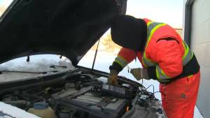 CAA Manitoba sets service record due to cold