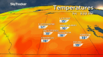 Saskatoon weather outlook: cool end to August & long weekend kickoff
