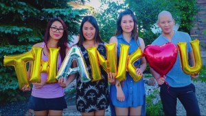 Alberta sisters thrilled to find stem cell donor for brother
