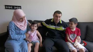 Refugee claimant with cancer reunited with family