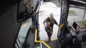 Milwaukee bus driver praised for helping lost toddler