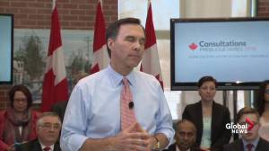 Finance Minister remains tight-lipped on deferring $18B deficit spending