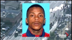 Nipsey Hussle shooting suspect named as vigil stampede injures at least 19