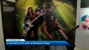 Celebrating 25 years of Budweiser Stage