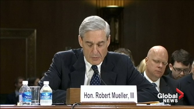 Robert Mueller's findings in Russia probe laid bare in court records