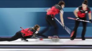 Curling dramas dominates Day 12 of Winter Olympics 2018