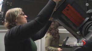 Mount Allison astronomer/physicist studies mystery star