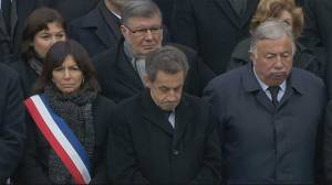 France holds national memorial service for 130 victims of Paris attacks