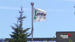 'Utter disappointment' in NS government decision to allow Lafarge to burn tires