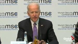 Joe Biden will decide on 2020 presidential bid in 'near term'
