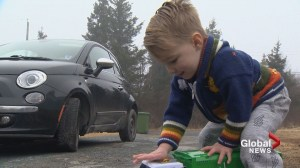 N.S. boy receives birthday surprise from garbage truck 'heroes'