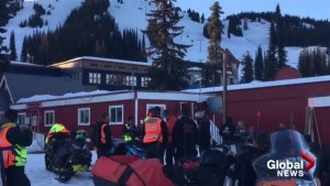 One person airlifted from site of avalanche on SilverStar Mountain