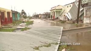 Hurricane Irma leaves behind massive destruction in Cuba