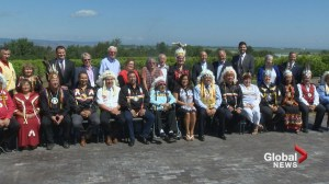 N.S. Mi'kmaq chiefs meet with political leaders in annual summit