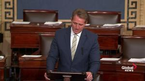 Jeff Flake calls on Trump to take Russia investigation seriously