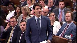 Trudeau says separation of families in U.S. is 'wrong', won't suspend Safe Third Country agreement