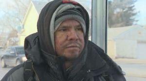 Winnipeg man saved from bus shelter beating grateful 'forever'