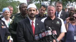 Florida Islamic leader calls on community to come forward with information on Orlando shooting