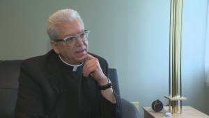 Winnipeg church employee charged with stealing from parish (01:45)