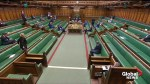 U.K. parliament forced to close due to water leak