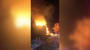 Families devastated by fire on Manitoba Avenue