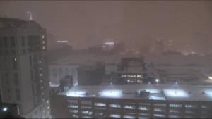 Storm brings heavy snow to Philadelphia