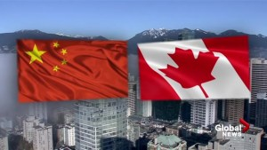 Rising China-Canada tensions could impact BC tourism