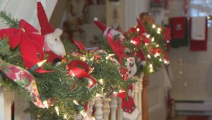 New Brunswick home takes Christmas decoration to the next level