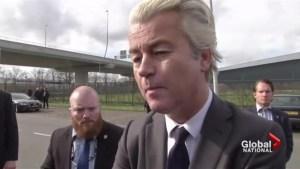 First Brexit, then Nexit? Netherlands' Geert Wilders calls for referendum