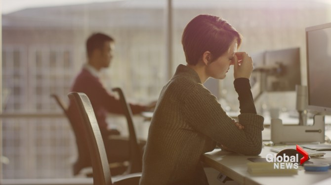Stress is the reason 1 in 4 Canadians quit their job