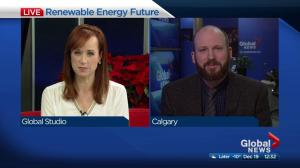 Renewable energy not expected to raise your power bill: energy expert