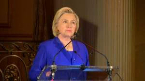 Hillary Clinton slams Trump immigration policy, separation of immigrant families