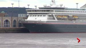 Cruise ship with suspected Norovirus outbreak headed for Halifax